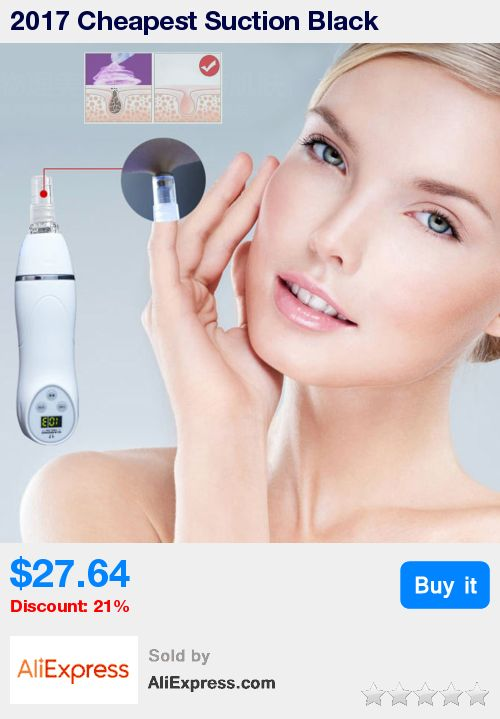 2017 Cheapest Suction Black Equipment Cleansing Instrument Home To Blackhead Tools Blackhead Derived Pore Cleaner Artifact White * Pub Date: 00:15 Jul 5 2017
