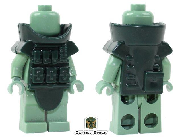 Custom LEGO Juggernaut Body Armor / Explosive Ordinance Disposal Suit