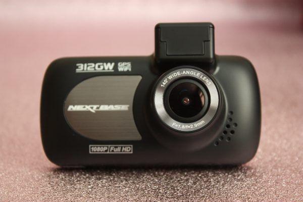 GIVEAWAY: NextBase 312GW Dash Cam Review