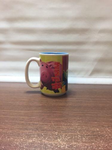 DISNEY STORE TOY STORY Rex Hamm Aliens MUG CUP PIXAR in Collectables, Disneyana, Contemporary (1968-Now)   eBay