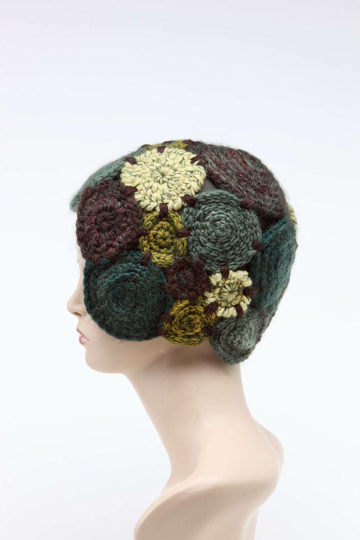 Twenty   handmade crochet hat - www.capple.it