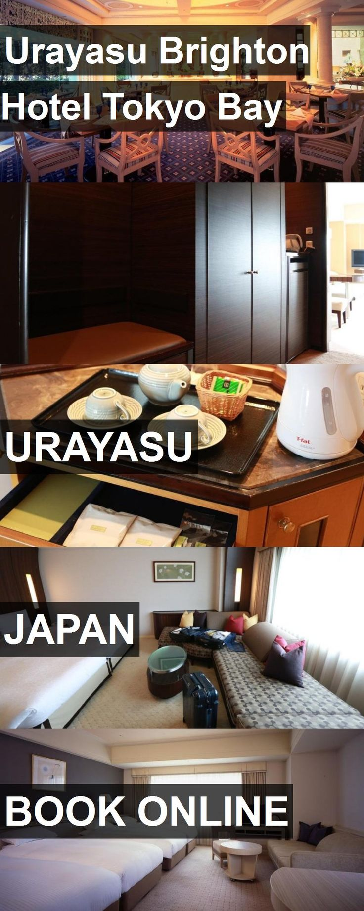 Hotel Urayasu Brighton Hotel Tokyo Bay in Urayasu, Japan. For more information, photos, reviews and best prices please follow the link. #Japan #Urayasu #UrayasuBrightonHotelTokyoBay #hotel #travel #vacation