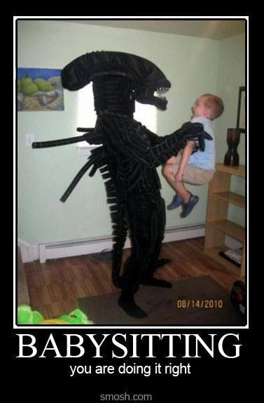 Xenomorph Dog Costume 17 Best images about X...
