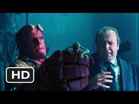 (WARNING: scary & violent!) Hellboy 2: The Golden Army (1/10) Movie CLIP - Attack of the Tooth Fairies (2008) HD - YouTube