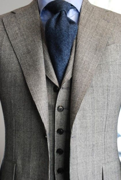 Impeccable Tailoring