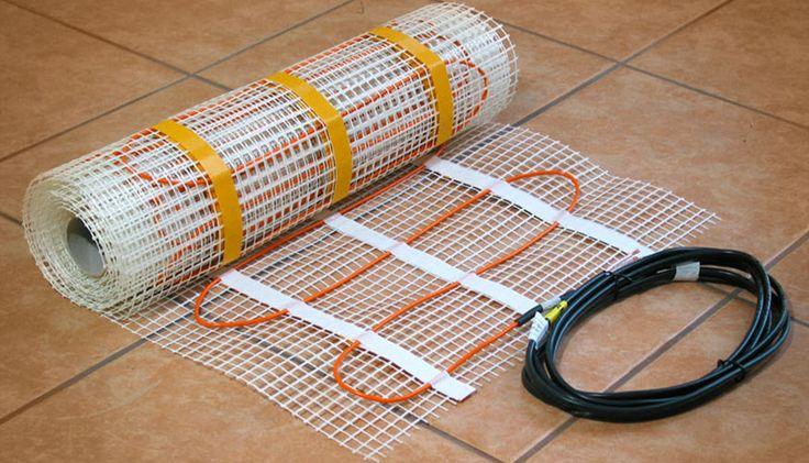 Монтаж или ремонт водяных/электрических теплых полов