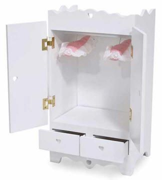 American Girl Doll Furniture 18 Inch Doll Clothes Trunks Beds Wood Upholstered Doll