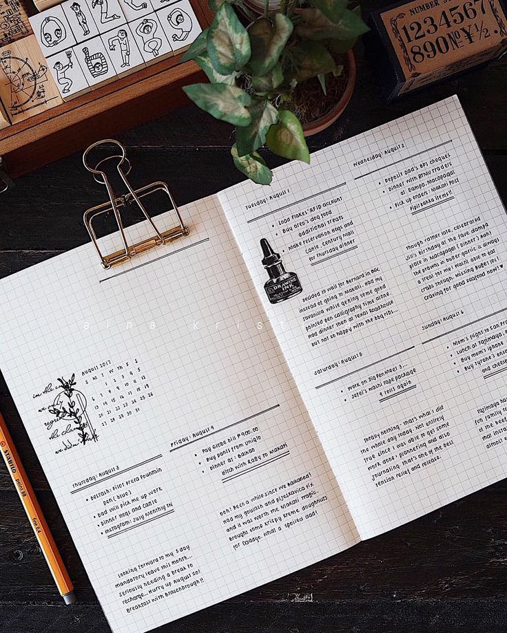 """467 Likes, 11 Comments - Aina Kristina (@aina.kristina) on Instagram: """"Journaling doesn't have to be complicated. You just need a system that works for you: pens and a…"""""""