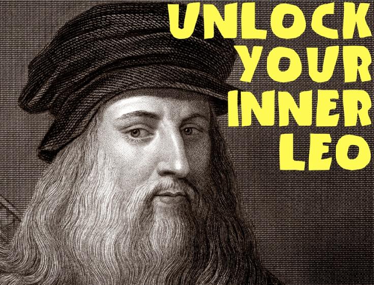 Unlock Your Inner Leo - find your creative genius, change your life