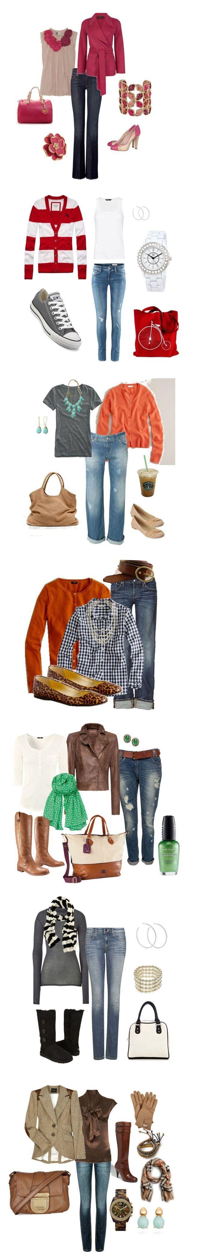 Coloful Fall Fashions | Fashion Style