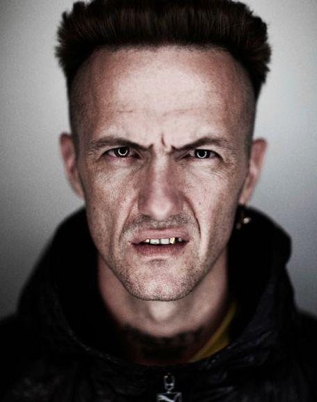 """Watkin Tudor Jones, """"Ninja"""" of Die Antwoord"""