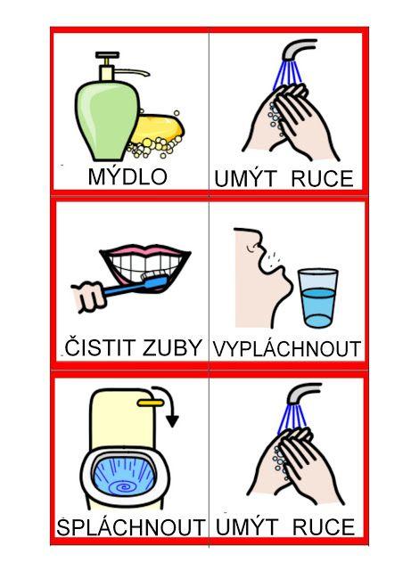 Tak TROCHU ... jiný svět: Hygiena