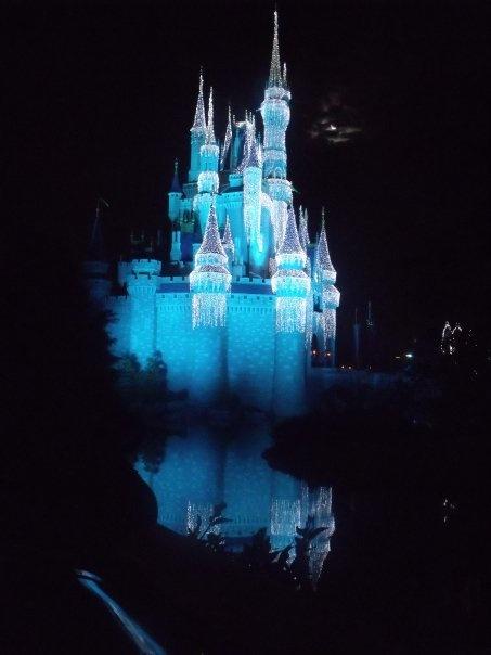 My FAVORITE castle!! Cinderella's in Magic Kingdom...I Cat Cryan took this pic in Dec 09....please dont claim this as your own photo.: Magic Kingdom I, Dec 09 Please, Kingdom I Cat, Photo, Cat Cryan