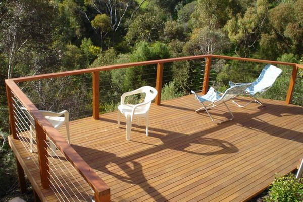 Outdoor Deck Ideas : Decorating decks, Decks and Railings on Pinterest