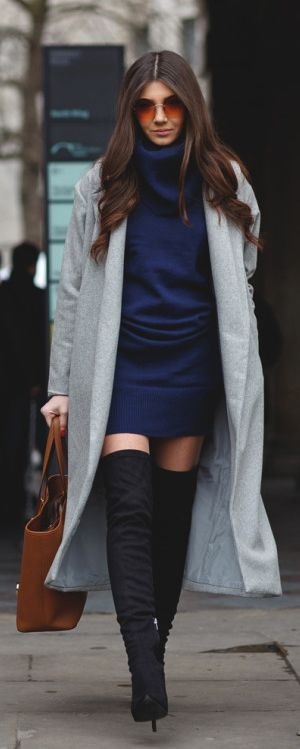 Best 25  Navy sweaters ideas on Pinterest | Preppy chic style ...