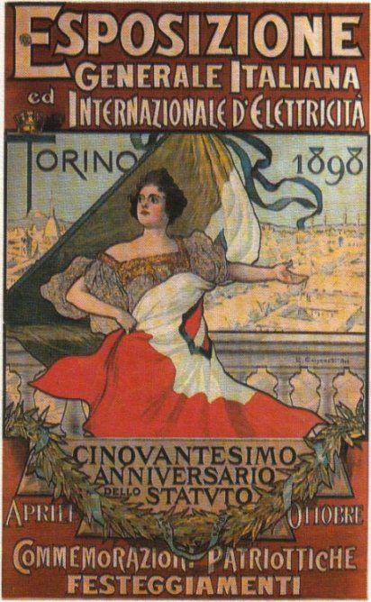 Esposizione generale italiana aprile-ottobre 1898, Torino