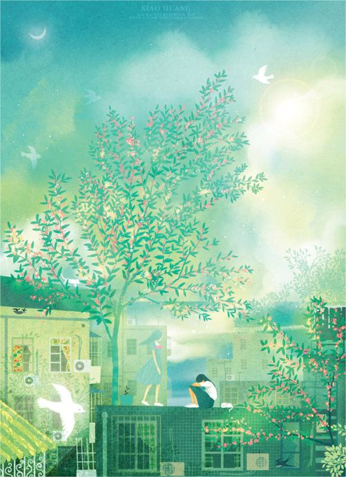 { illustration by Xiao Huang }