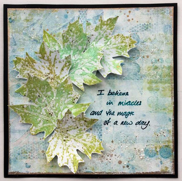 PaperArtsy: NEW from PaperArtsy {Eclectica³ Lin Brown} Jan 2017