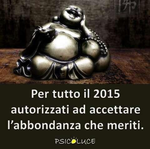 Buon #2015 !!!