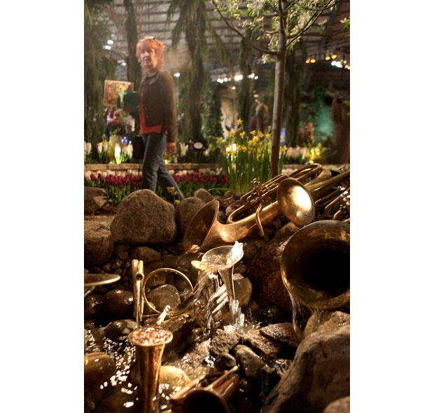 View Luxurious #lawn Inspiring Exhibits At The @Columbus Dispatch Home U0026 Garden  Show At