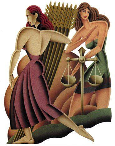 Άντρας & Γυναίκα Ζυγός   Ζαΐρα