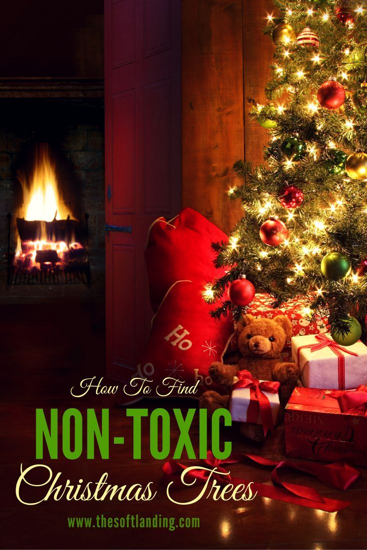 How To Find A Non Toxic Artificial Christmas Tree