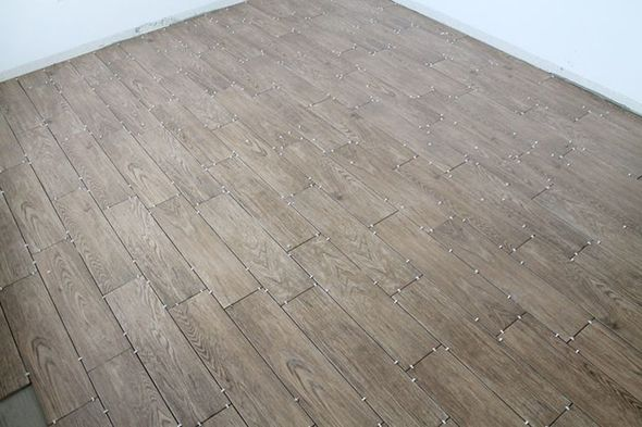8 Tips for Nailing the Wood Tile Look - Little Green Notebook