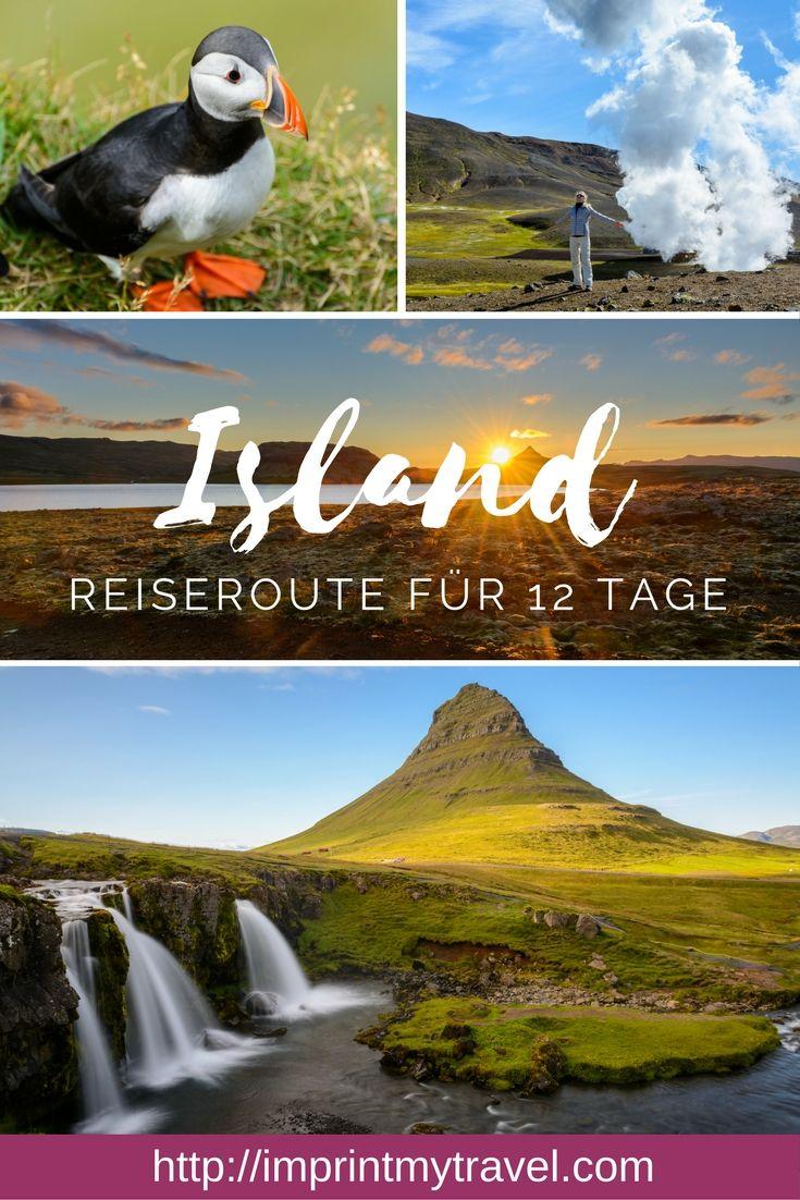 Meine Island Rundreise Teil 1
