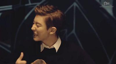 Growl - Chanyeol's rapping habit (5/6)