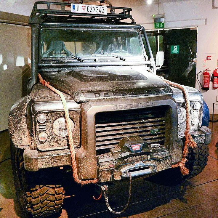 The Villains Landy...Also know as brute. Land Rover Defender featured in the latest James Bond movie Spectre. Now at the London Film Museum  #landrover #defender #landroverdefender #defender110 #jamesbond #spectre #brute #instasupercar #car #cars #carswithoutlimits #picoftheday @landrover_uk @007 by jacknegus The Villains Landy...Also know as brute. Land Rover Defender featured in the latest James Bond movie Spectre. Now at the London Film Museum  #landrover #defender #landroverdefender…