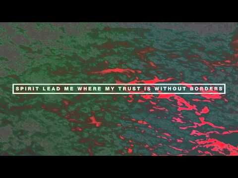 Hillsong UNITED Oceans (Where Feet May Fail) Lyric Video #music #projectinspired