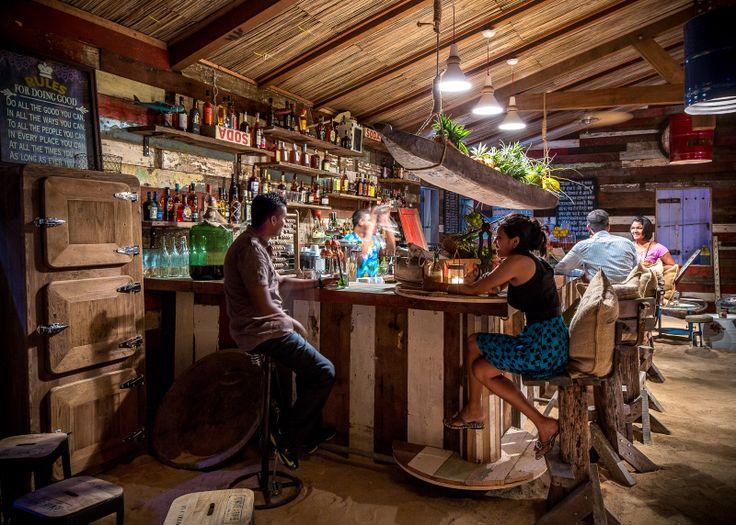 Rum Shed at Shanti Maurice Mauritius