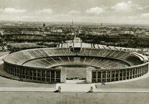 Olympiastadion, Olympischer Platz, Berlin - Westend (1935)