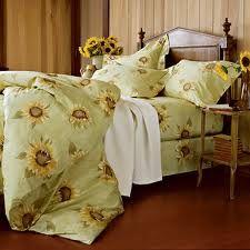 sunflower bedding comforter sets | Purchase Sunflower Bedding Through Internet