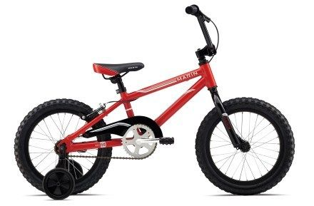 Marin MBX 50 16\'\' Boys\' Bike - 2014