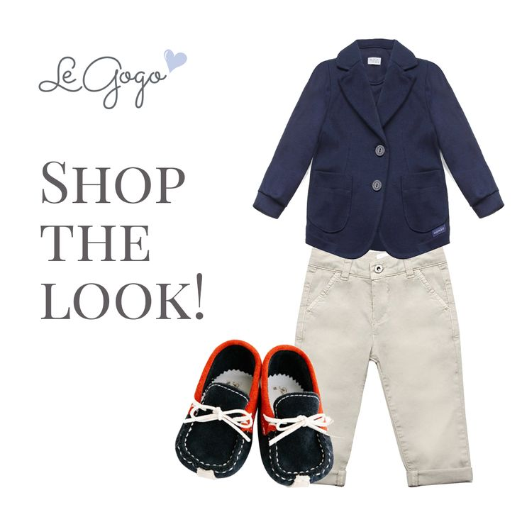 Le Gogo - Growing with style. Little outfit for your little man! <3 www.legogo.ro
