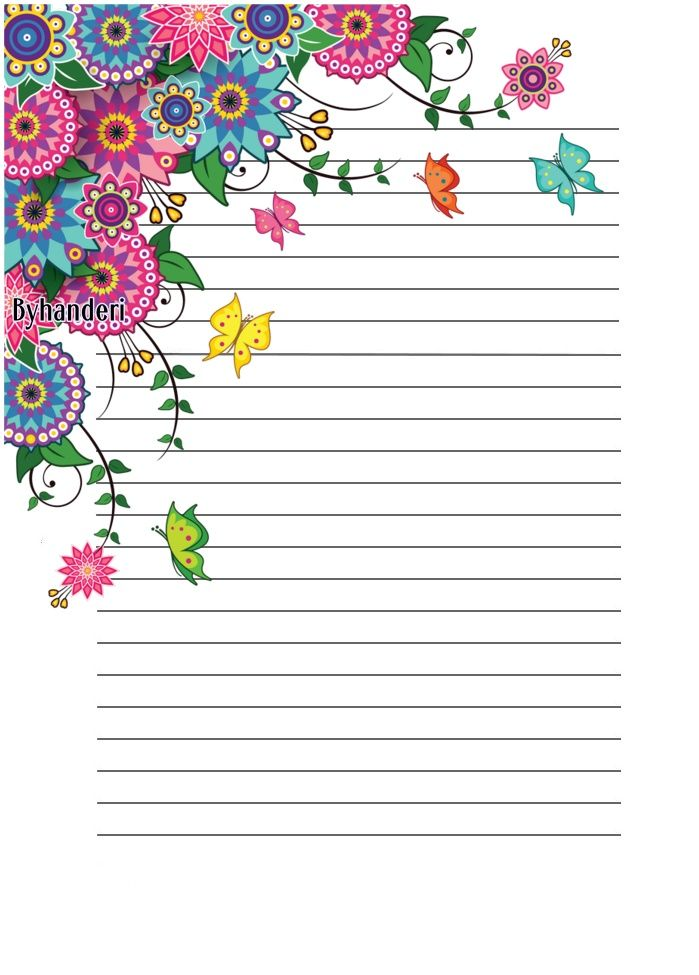 2516 best lined stationery images on pinterest