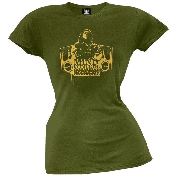 Stephen Marley - Speakers Juniors T-Shirt