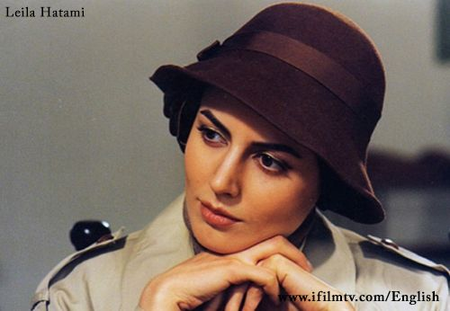 Iran actress Leila Hatami (1972, Tehran)