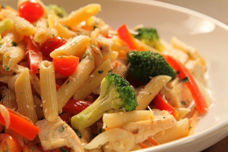 Pasta Primavera Recipe | Hidden Valley®