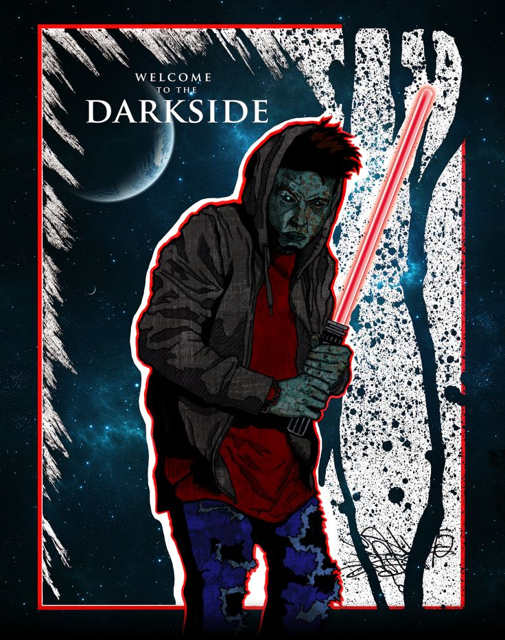 """""""Sith - Welcome To The Dark Side"""" version 1"""