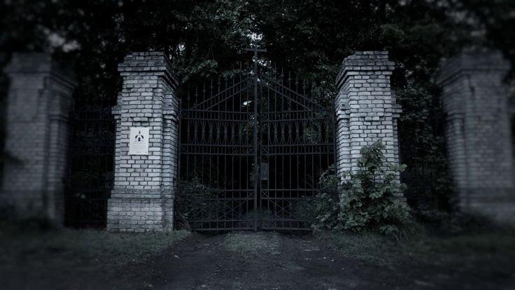 The Guide at the Madmen's Cemetery / Průvodce hřbitovem bláznů on Vimeo