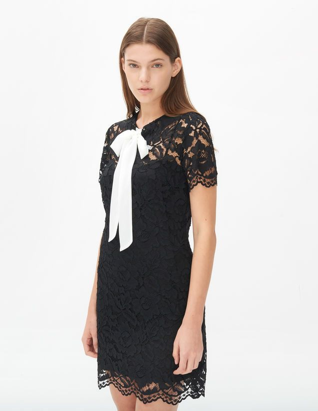 Reason Dress - Dresses - Sandro Paris