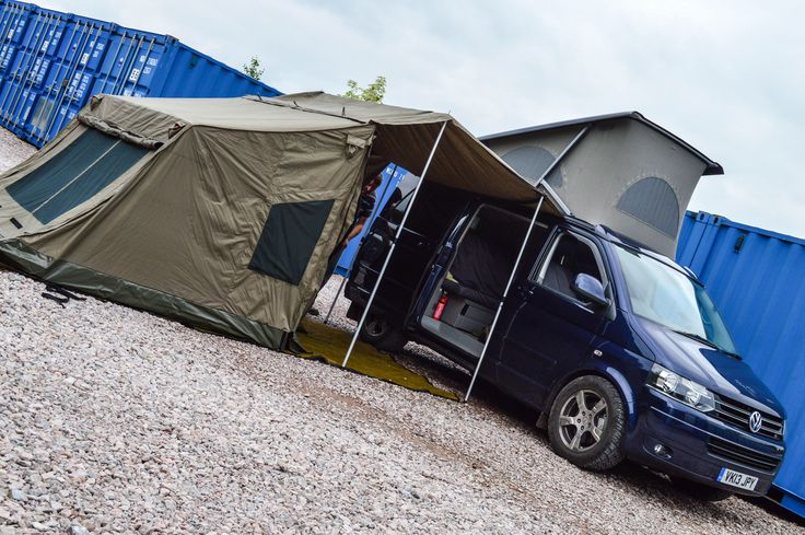 VW T5 California RV4 Oztent
