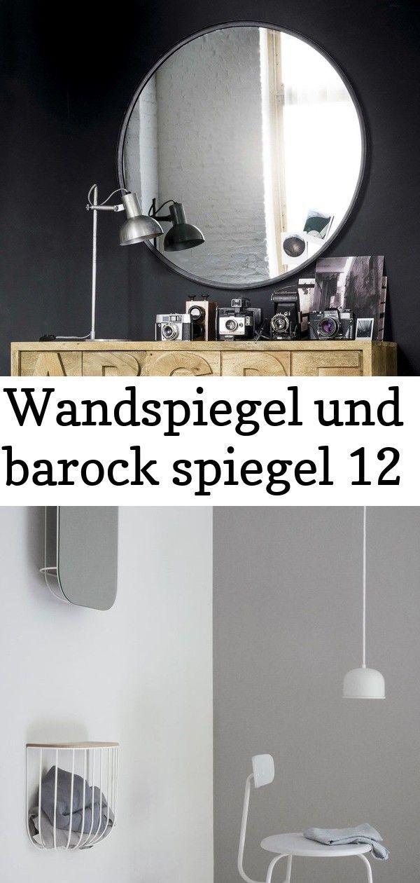 Barock Spiegel Und Wandspiegel Ll Wandspiegel Und Barock Spiegel Fur Ihr Zuhause Finden Sie Jetzt Im Shop Von Round Mirror Bathroom Bathroom Mirror Decor