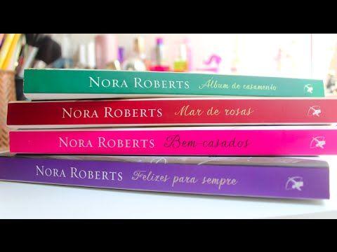 Quarteto de Noivas Nora Roberts | Maraisa Fidelis