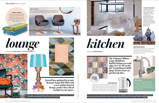 #House&Leisure #Trends2015 #Bofredcpt #Ravenchairs