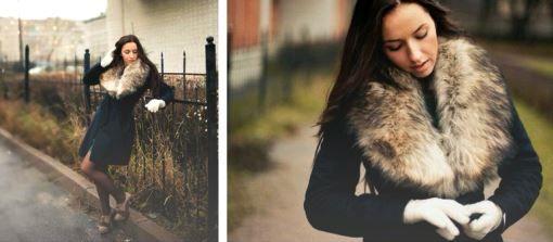 Пальто как платье. Красивые пальто от Модного дома Екатерины Смолиной.