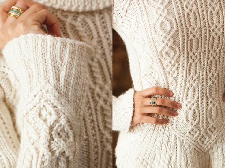 424 best Aran, Cable, Fair Isle & Knits 1 images on Pinterest ...