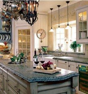 cozinha estilo vintage